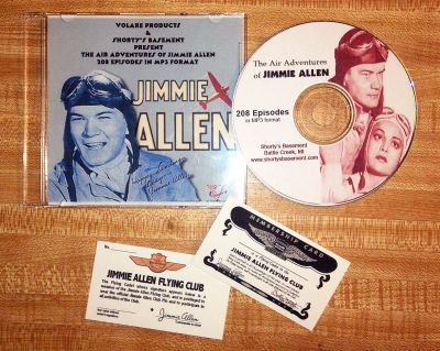 the Air Adventures of Jimmie Allen
