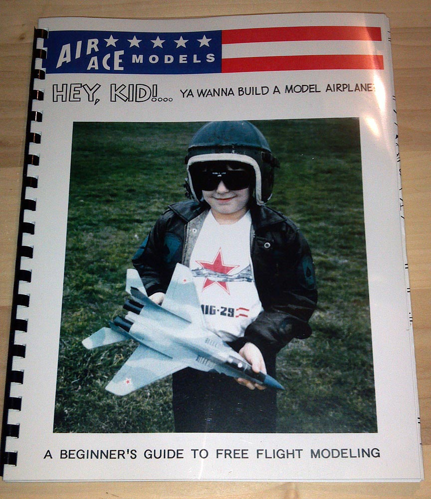 Hey Kid! You Wanna Build a Model Airplane?