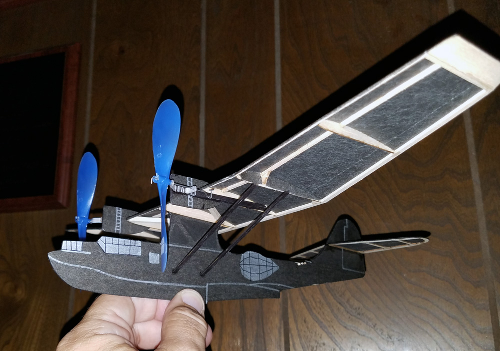 PBY Catalina Laser Cut NoCal SHORT KIT