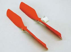 "5.5"" Plastic Propeller & Nose Piece"