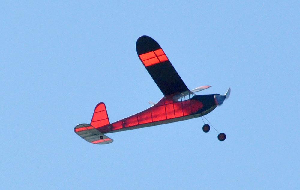 The Wisp in Flight