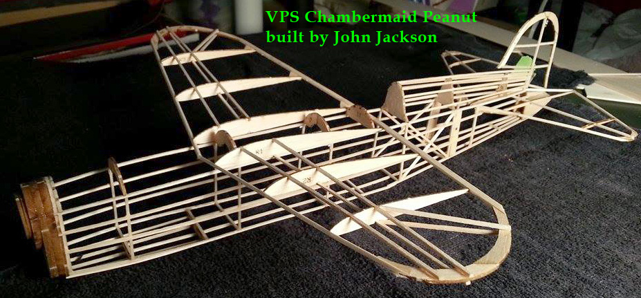 Chambermaid PEANUT Scale Laser Cut Short Kit