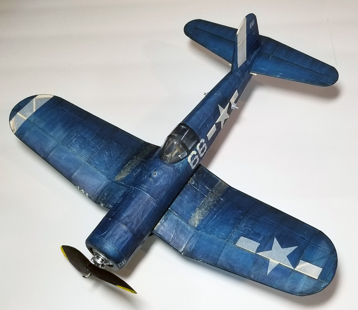 F4U Corsair PEANUT Short Kit