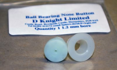 K&P Ball Bearing - White