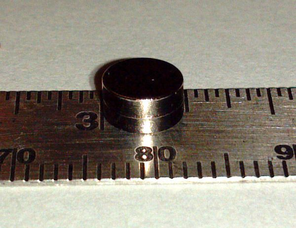 TEN PAIR - 6mm x 1.5mm Magnet