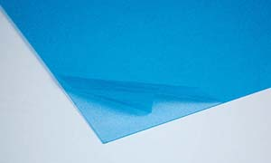 Clear Plastic Sheet - 8 1/2 x 17