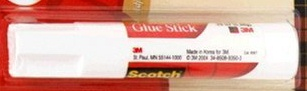 Scotch REPOSITIONABLE Glue Stick