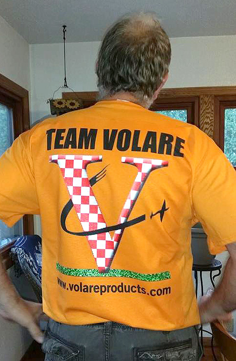 TEAM VOLARE T-Shirt - XX-LARGE