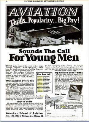 Ford08-Wanamaker Ad PopMech-051927