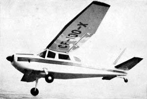 Found Centennial 100 CF-100-X