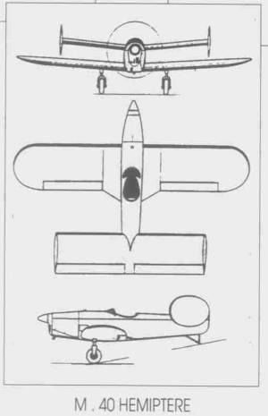 Mauboussin M-40
