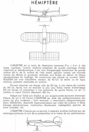 Mauboussin M40 Hémiptère Factory Brochure P2