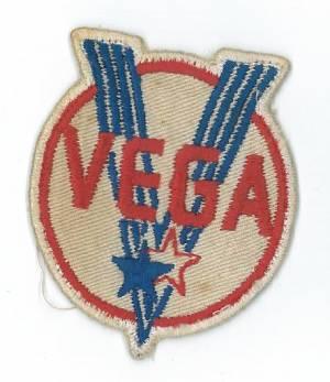 Vega Aircraft Patch