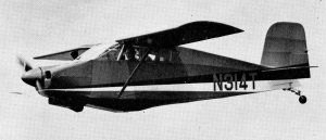 Wittman Tailwind Model W-8
